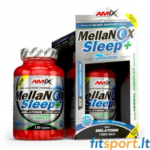 Amix™ Nutrition  MellaNOX® Sleep+ 120 kaps.