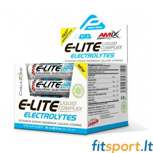 Amix Performance E-Lite Liquid Electrolytes 20x25 ml