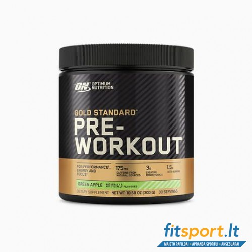 Optimum Nutrition Gold Standard Pre-Workout (USA) 300 g