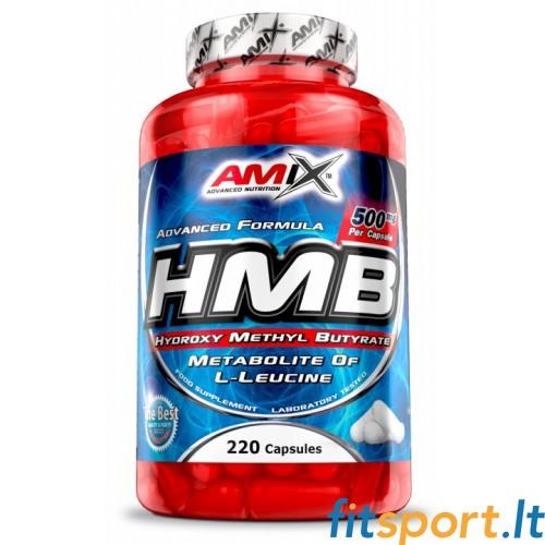 Amix Nutrition HMB 220 kaps.