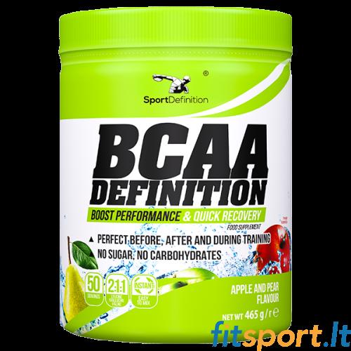 Sport Definition - BCAA Definition 465g
