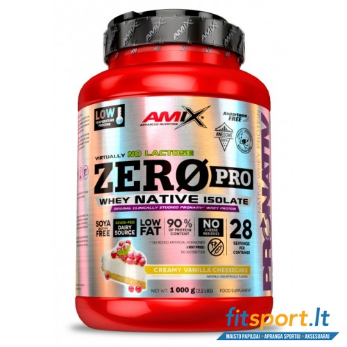 Amix™ ZeroPro Protein 1000g