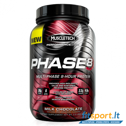 MuscleTech Phase 8 protein 907g