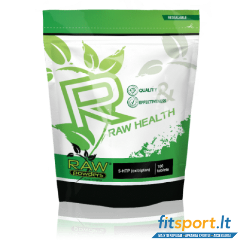 Raw Powders 5-HTP 200 tabl.