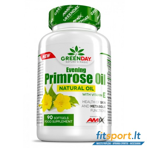 Amix GreenDay® Evening Primrose 90kaps