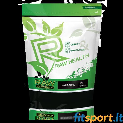 Raw Powders Pyridoxine (vitaminas B6) 100g