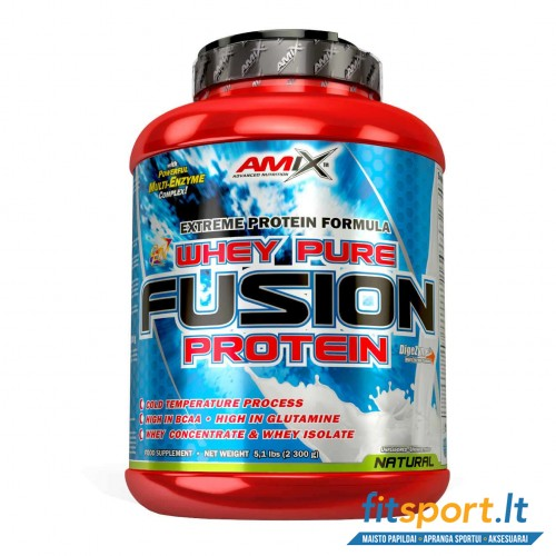 Amix Whey Pure FUSION 2300 g NATURAL
