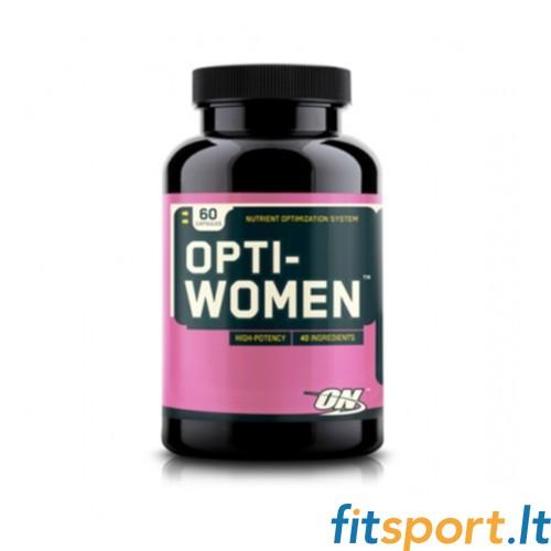 Optimum Nutrition Opti-Women 60 kaps.