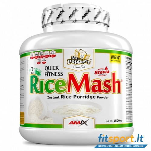 Amix Mr. Popper's® Rice Mash® 1500g