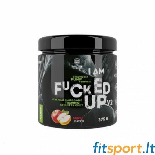 Swedish Supplements I Am F*cked Up V2 375g
