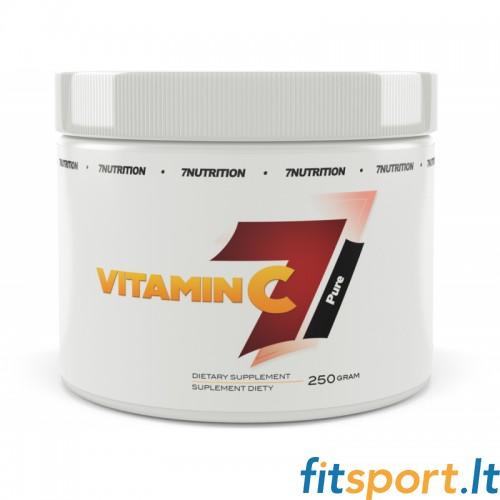 7Nutrition Vitamin C 250 g.