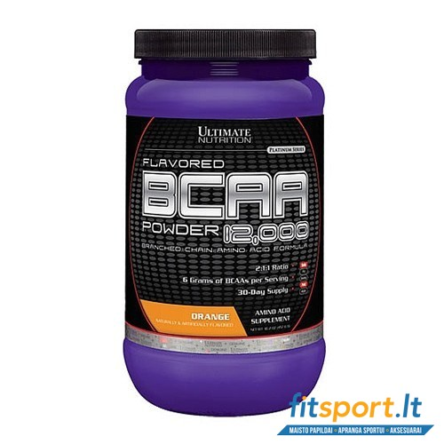 Ultimate BCAA Powder 12,000 mg 457 g