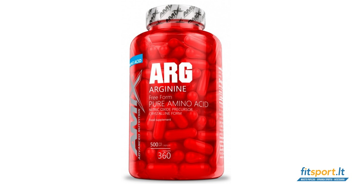 L-arginino kompleksas ARGI+