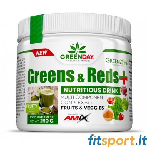 "Amix ""GreenDay®  Greens & Reds+ """