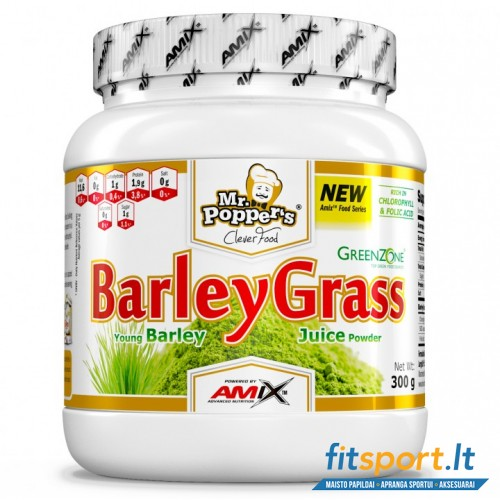Amix Mr. Popper's BarleyGrass 300g