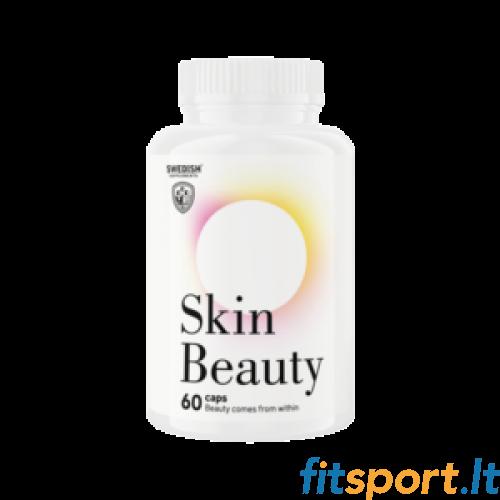 Swedish Supplements Skin Beauty 60kaps