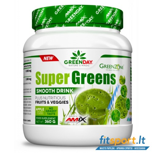 "Amix ""GreenDay® Super Greens Smooth Drink"""