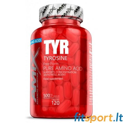 Amix Tyrosine 500 mg 120 kaps