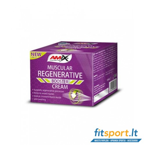 Amix MUSCULAR REGENERATIVE CREAM - 200ml