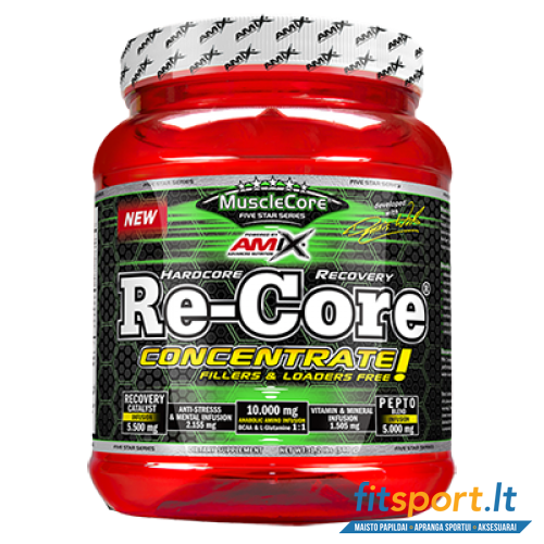 Amix Muscle Core Re-Core® Concetrated 540 g