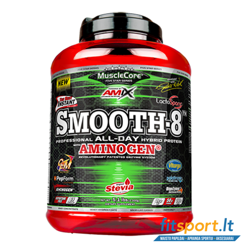 Amix MuscleCore Smooth-8™ 2300g