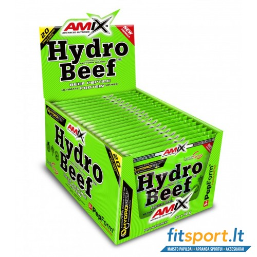Amix HydroBeef Protein 40 g porcija