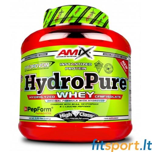 Amix HydroPure Hydrolized Whey CFM 1600g