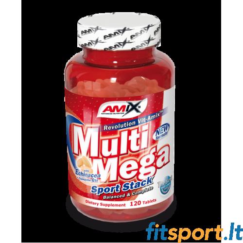 Amix Multi Mega Sport Stack 60 tab