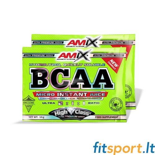 Amix BCAA Micro-Instant Juice 1 porcija
