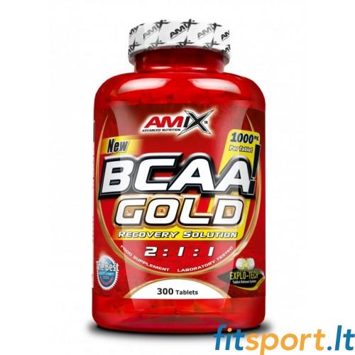 Amix BCAA Gold 300 tab