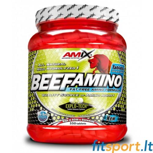 Amix Beef Amino 550 tab