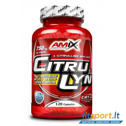 Amix CitruLyn® 750 mg 120 kaps