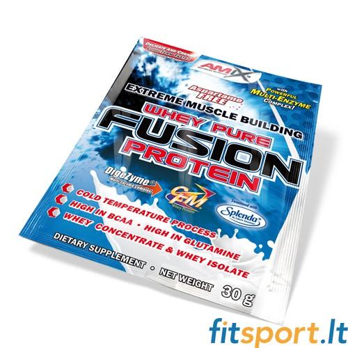 Amix Whey Pure FUSION pakelis - 30 g