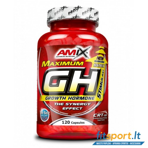 Amix Maximum GH stimulant 120 kaps