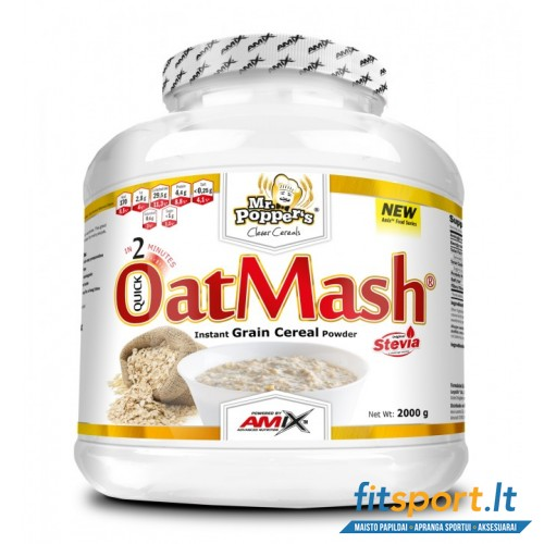 Amix Mr. Popper's® Oat Mash 2000g