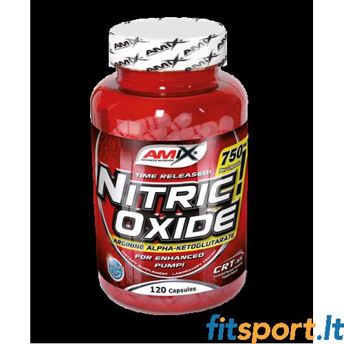 Amix Nitric Oxide 120kaps