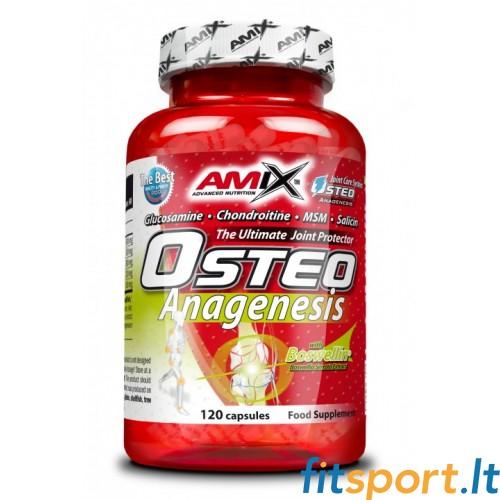 Amix Osteo Anagenesis 60 kaps.