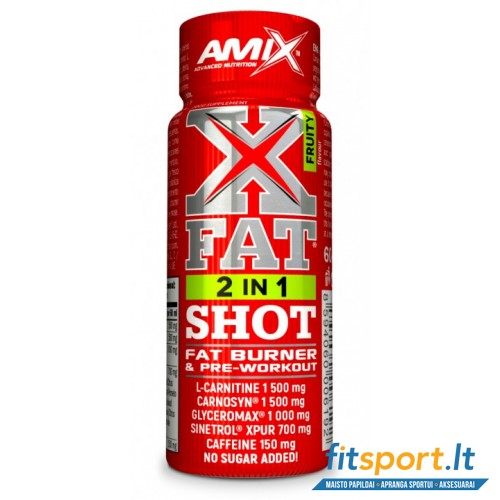 Amix ™ XFat® 2in1 SHOT 60 ml.