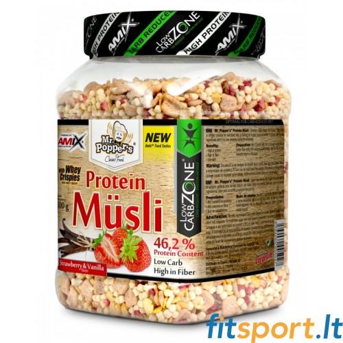 Amix Mr. Popper´s® Protein Müsli 500g