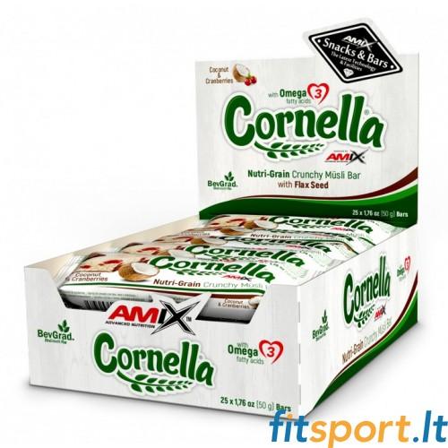 Amix ™ Nutrition Cornella® Bar 25 x 50g