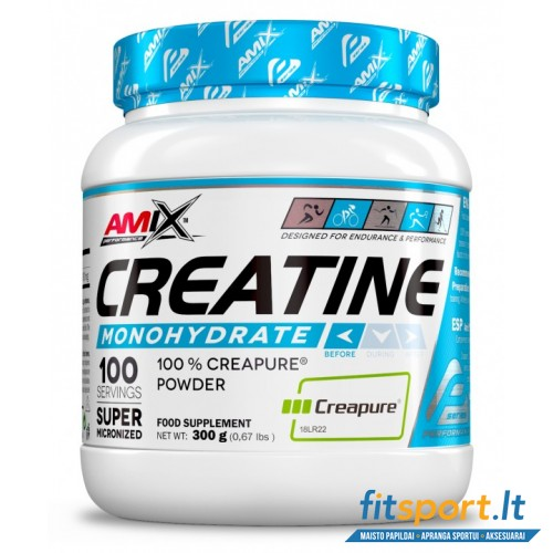 Amix Performance Creatine Monohydrate Creapure® 300g