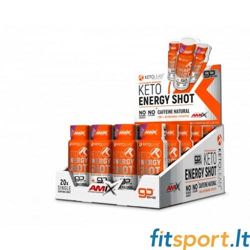 Amix  KetoLean® Keto Energy Shot 20 x 60 ml