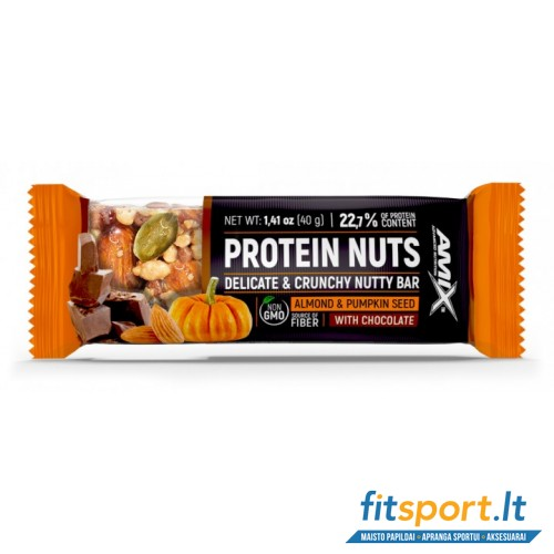 Amix Protein Nuts 40 g.