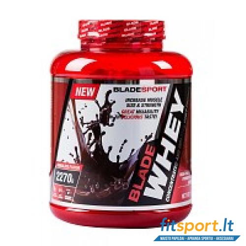 Blade Nutrition Whey Protein 2270g