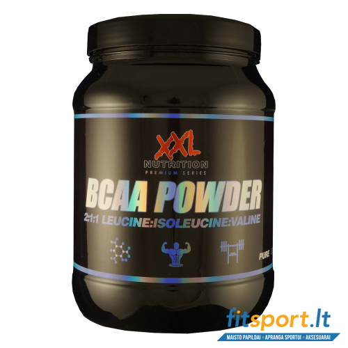 XXL Nutrition BCAA Powder 500g