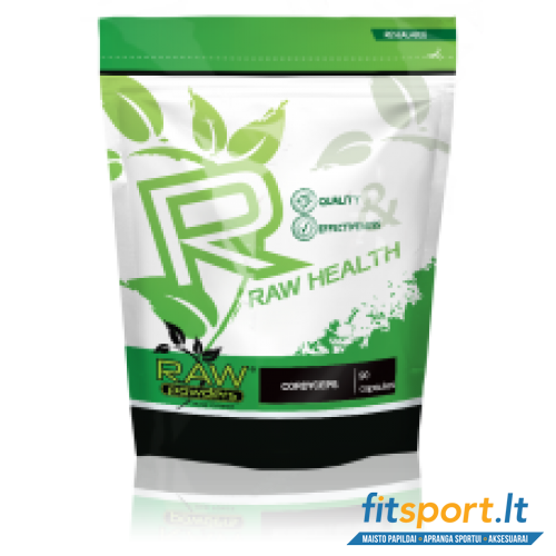 Raw Powders Cordyceps 90 kaps.