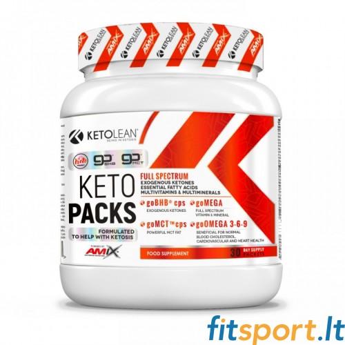 Amix KetoLean® Keto Pack 30 pakelių