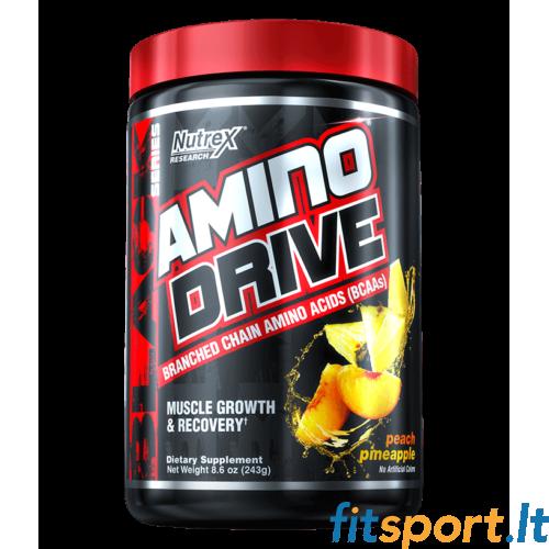 Nutrex Amino Drive 243g (BCAA)