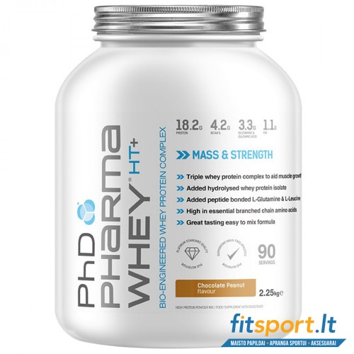 PhD Pharma Whey HT+ 2250g
