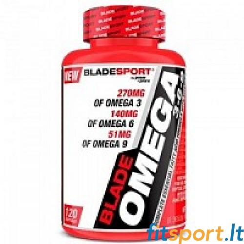 Blade Sport Omega 3-6-9 120 kaps.